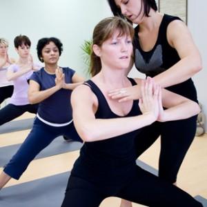 Corporate Wellness, Yoga