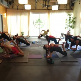 Vinyasa360 with Mariano Ardissone